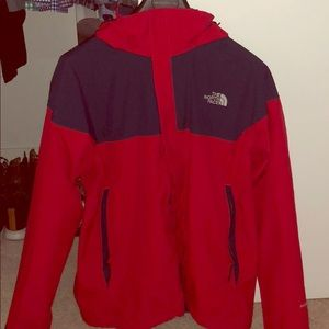 Men's Large North Face Coat (Shell only)